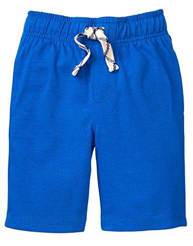 Knit Boys Shorts (Gymboree Little Boys' Knit Shorts, Monterey Bay, L)
