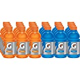 Gatorade Thirst Quencher, Orange and Berry Variety Pack, 12 Fl Oz (Pack of 24)