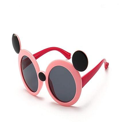 HUBINGRONG Niños Niños Gafas de Sol polarizadas Gafas de Sol ...