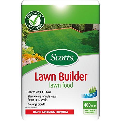 Scotts Lawn Builder 400 sq m Lawn Food Bag
