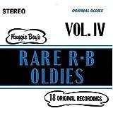 Huggy Boy's Rare R&B Oldies 4