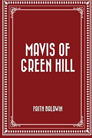 book cover of Mavis of Green Hill