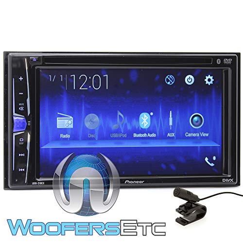 Pioneer AVH 210EX Touchscreen Receiver Bluetooth product image