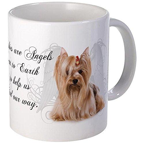 - CafePress Angel Yorkie Mug Unique Coffee Mug, Coffee Cup