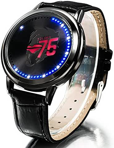 Wildforlife Overwatch Soldier: 76 Collector's Edition Touch LED Watch