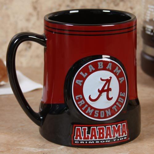 Boelter Brands Alabama Crimson Tide Coffee Mug - 18oz Game Time