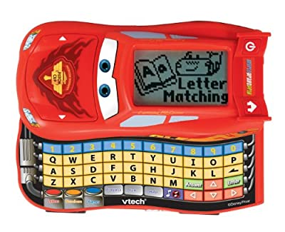 VTech - Disney's Cars - Lightning McQueen Learn And Go