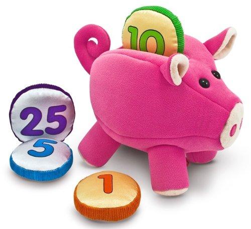 Melissa Doug Piggy Bank Play