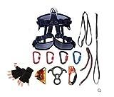 GOWE Part for 2600KG CE standard both ascend-descend aerial work fast safety insurance working static rope sport harnesslifting sling