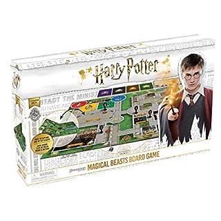 Pressman Harry Potter Magical Beasts Game