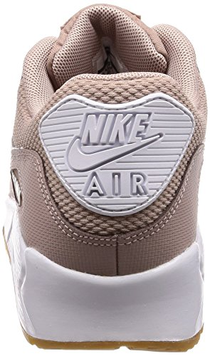 Donna Max Multicolore White Taupe Air Gum 210 NIKE Running Light Diffused Brown Scarpe 90 xYFSYXn1