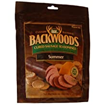 LEM Products 9385 Backwoods Summer Sausage Seasoning with Cure Packet