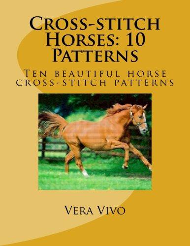 Horse Cross Stitch - 5