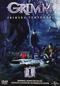 Grimm - Temporada 1 [DVD]