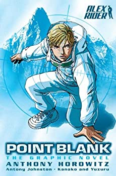 Point Blanc: The Graphic Novel 0399250263 Book Cover