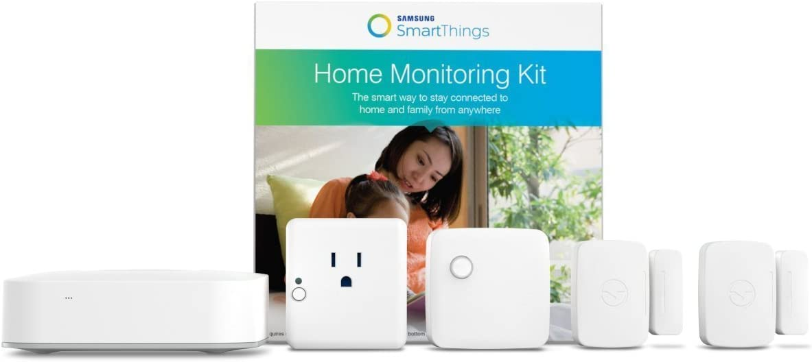 Renewed Samsung GP-U999SJVLAAA SmartThings Multipurpose Sensor White