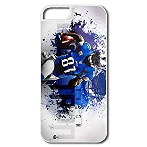 Detroit Lions Brandon Pettigrew For Iphone 5/5S Phone Case Cover