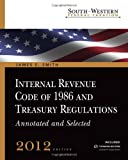 South-Western Federal Taxation: Internal Revenue Code of 1986 and Treasury Regulations, Annotated and Selected 2012 (with RIA Checkpoint 6-Months Printed Access Card)