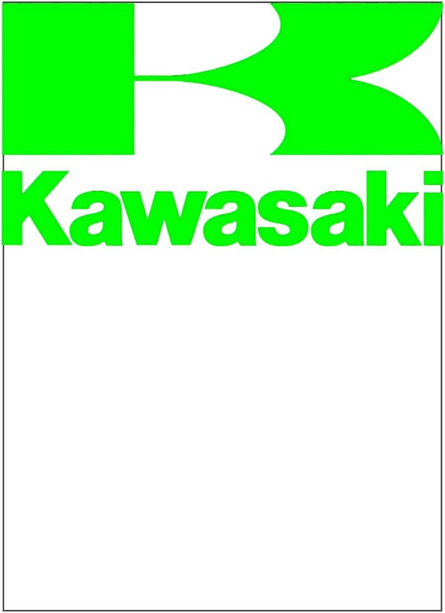 Woman Kawasaki Racing Bikes JDM ATV Ninja Baseball Uniform