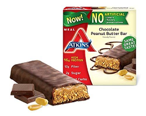 Atkins Meal Chocolate Peanut Butter
