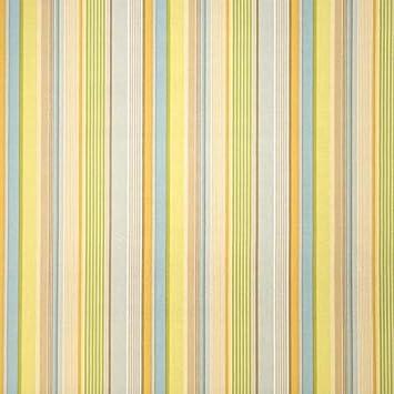 Amazon Com Dove Yellow Aqua Teal Lt Green Print Pattern Stripes