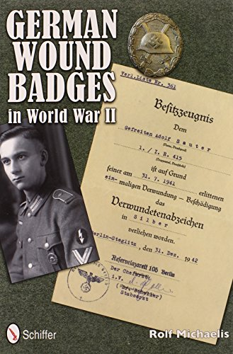 German Wound Badges in World War II