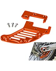 Fittings Rear Brake Disc Guard for KTM SX SXF EXC EXCF XC XCF XCW XCFW 125 150 200 250 300 350 400 450 500 505 530 2004-2017 2018 2019