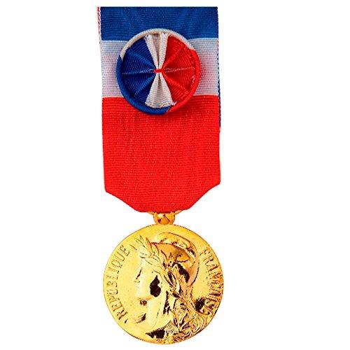 MEDAILLE ANCIENNETE TRAVAIL 30 ANS Trophée Sportif