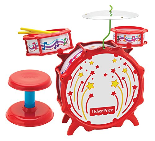 Fisher Price Music Drumset Lights