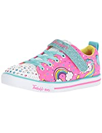 Skechers Girl's SPARKLE LITE-UNICORN CRAZE Sneakers