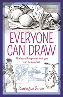 Book Cover: Everyone Can Draw: The book that proves that you can be an artist