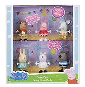 Peppa Pig 92602 Fancy Dress Party Toy Figure