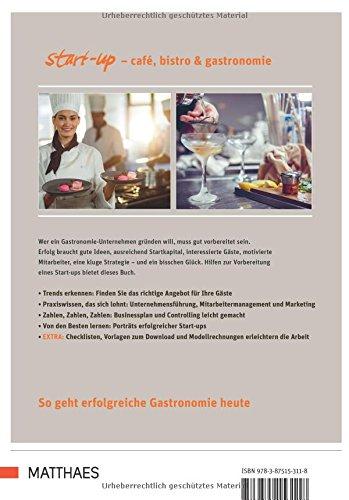 Start Up Cafe Bistro Und Gastronomie Gerold Dawidowsky Amazon