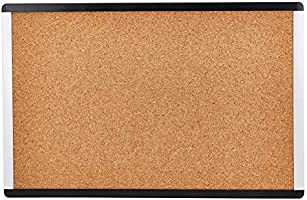 AmazonBasics Cork Board, 11 x 17 Inch, 6 Pack