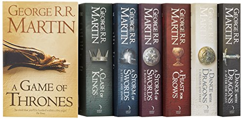 A Song of Ice and Fire (7 Volumes) by imusti