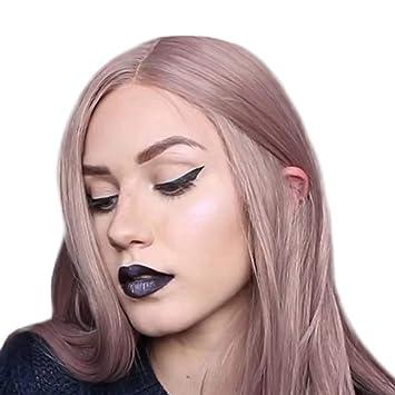 Für Frauen Mode Beliebte Farbe Damen Synthetische Cosplay Perücke