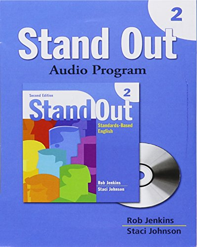Stand Out 2: Audio CDs