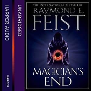 Magician's End Audiobook
