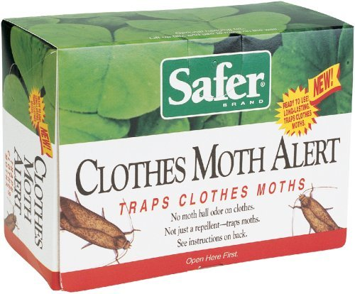 TRAP CLOTHES MOTH (Pkg of 10)