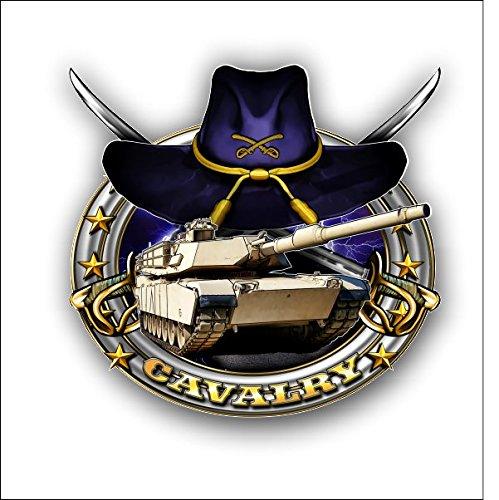 Cavalry Sticker - Cavalry sticker / decal **Free Shipping**
