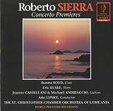 Sierra: Concerto Premieres