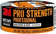 3M Pro Strength Duct Tape Industrial & HVAC, 1.88 inches x 30 yards, 1230-C, 1