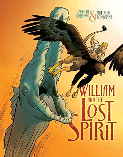 William and the Lost Spirit (Graphic Universe)