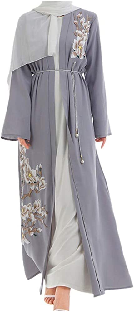 MERICAL Moda Musulmana Casual Árabe Medio Oriente Collar de Mujer ...