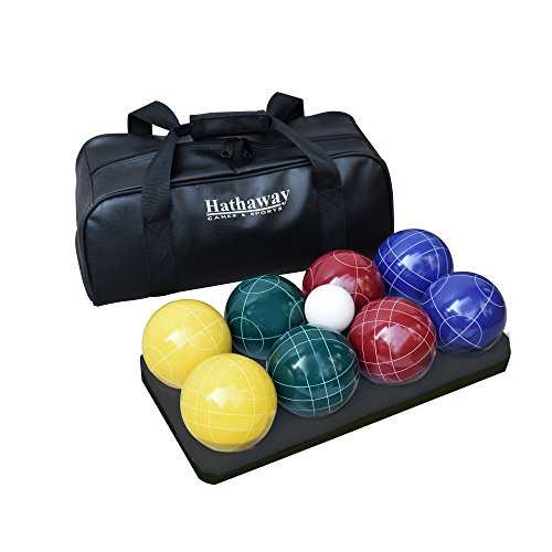 Hathaway Deluxe Bocce Ball Set Multi by Hathaway (Image #2)