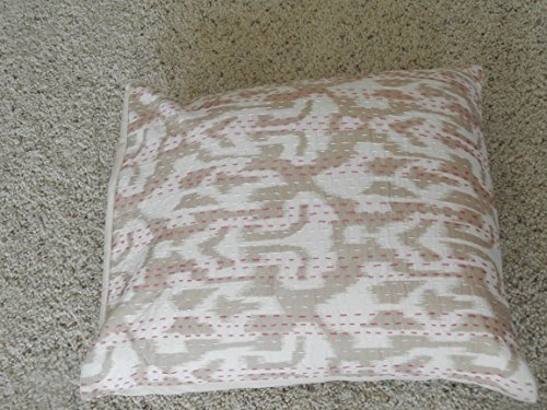 Pillows Decorative Accent Kanthaa beige ikat product image