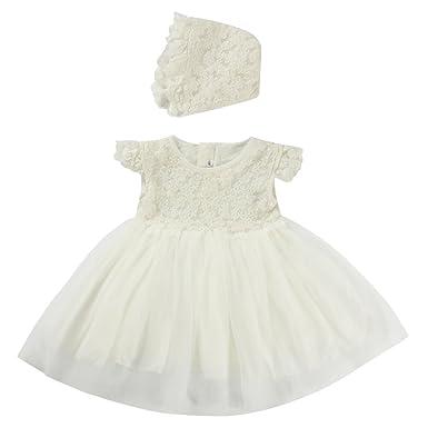 Estamico Kleinkind Baby Mädchen Prinzessin Hochzeit
