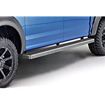 "5"" iBoard Running Boards Fit 15-17 Ford F-150 SuperCrew Cab Nerf Bar Side Steps Tube Rail Bars Step Board"