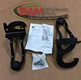 Ram Pickup Front Tow Hooks