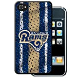 NFL St. Louis Rams iPhone 4 Hard Case